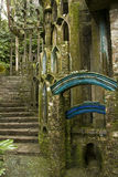 Xilitla. In the state of San Luis Potosi in Mexico is known by the surrealism of his constructions Stock Images