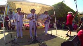 Xilitla musikband stock video