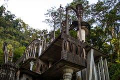 Xilitla-Ruinen in Mexiko lizenzfreie stockbilder