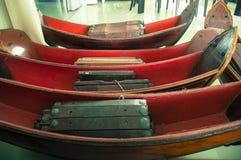 Xilofono di legno del soprano Immagine Stock