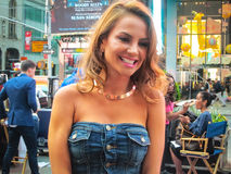 Ximena Cordoba 5 Royalty Free Stock Image