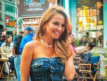 Ximena Cordoba 6 Royalty Free Stock Photography