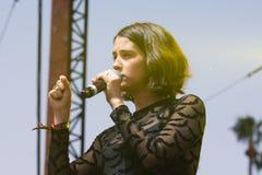 Ximena Sariñana, Mexican singer-songwriter and actress during D Stock Image