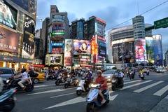 Ximending, Taipei Stock Image