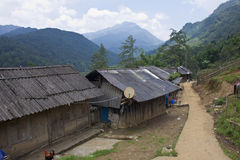 Xin Chai village Stock Image