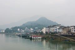 Xinan River Royalty Free Stock Photo