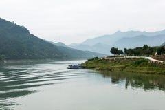 Xinan river gallery Royalty Free Stock Photos
