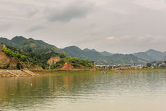 Xinan river gallery Royalty Free Stock Photo