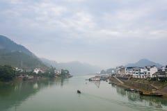 Xinan river Royalty Free Stock Photography