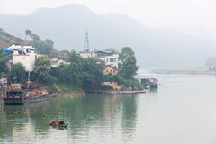 Xinan river Stock Photography