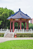 The Xing Pavilion 2. The Xing Pavilion in Sun Yat-Sen University, Guangzhou of China Royalty Free Stock Photo