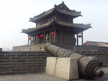 Xingcheng ancient city China(South Gate) Stock Image