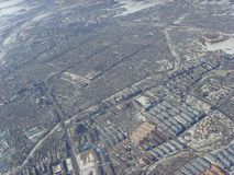 Xingcheng  city -Aerial photography Stock Photo