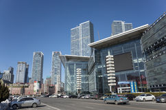 Xinghai Square Royalty Free Stock Photo