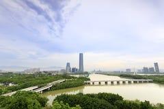 Xinglinwan  xinglin bay  tower Stock Photography