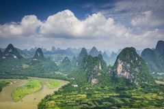 Xingping Landscape Stock Photography