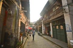 Xingping old street Stock Photo