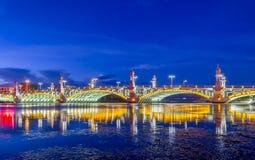 XingShen Bridge in Dali city ,Yunnan China. Stock Images