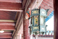 XINING, CINA - 10 luglio 2014: RESIDENZA PRINCIPALE di mA BUFANG (mA B fotografia stock libera da diritti