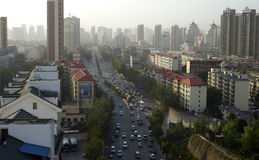 Xining During the Day Stock Photography