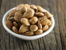 Xinjiang almond Royalty Free Stock Photo