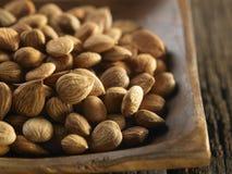 Xinjiang almond Royalty Free Stock Images