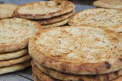 Xinjiang Bread 'nan' Royalty Free Stock Image