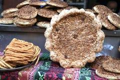 Xinjiang called naan bread Royalty Free Stock Images