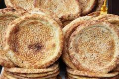 Xinjiang called naan bread Royalty Free Stock Image