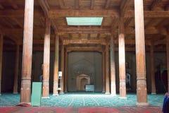 XINJIANG, CHINA - 3 de mayo de 2015: Emin Minaret (Sugongta) un famoso fotos de archivo
