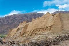 XINJIANG, CHINA - May 21 2015: Stone City Site of Tashkurgan. a Royalty Free Stock Images