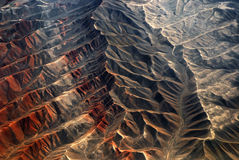 Xinjiang, China, tianshan mountain, aerial stock images