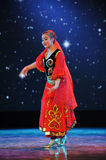 Xinjiang folk dance Royalty Free Stock Photo