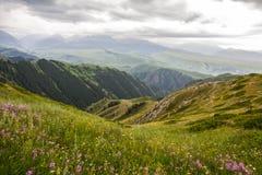 Xinjiang grassland scenery Kalajun Royalty Free Stock Photos