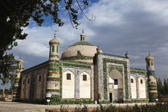 Xinjiang: islamic building Royalty Free Stock Photography