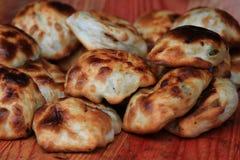 Xinjiang jedzenie Zdjęcia Royalty Free