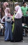 Xinjiang kobiety Zdjęcia Stock