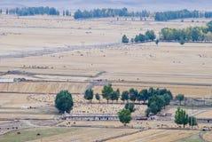 Xinjiang Ranch Royalty Free Stock Image