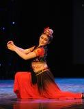 Xinjiang Uygur dance Stock Images