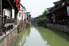 Xinshi Water Town China Stock Photos