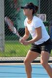 Xinyun Han (CHN), tennis player Stock Photography