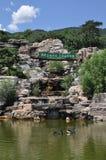 Xishan wzgórza lasu Zachodni park Fotografia Royalty Free