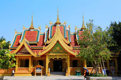 Xishuangbanna , Yunnan, China Royalty Free Stock Image