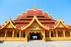 Xishuangbanna , Yunnan, China. Hinayana Buddhism culture  in Xishuangbanna , Yunnan, China Stock Photos