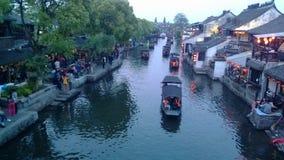 Xitang-Ecke Stockfotografie