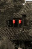 xitang för townsiktsvatten Royaltyfri Fotografi