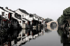 XiTang old Town in China Royalty Free Stock Photo