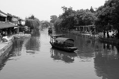 Xitang town Royalty Free Stock Images