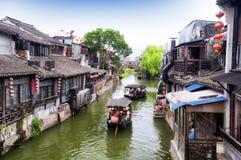 Xitang Town China Stock Images
