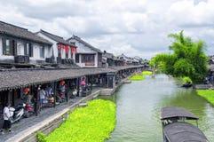Xitang Town China Stock Photo